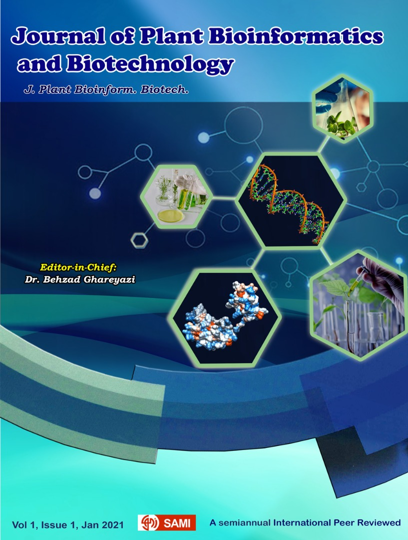 Journal of Plant Bioinformatics and Biotechnology